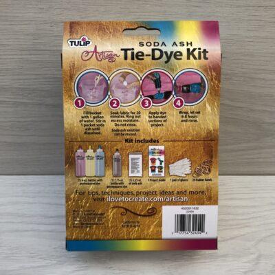 Soda Ash Tie-Dye Mini Kit