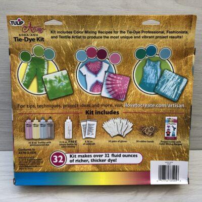Soda Ash Tie-Dye Kit