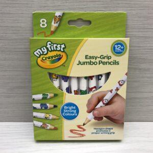 Crayola MyFirst: Easy-Grip Jumbo Pencils