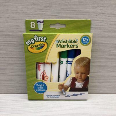 Crayola MyFirst: Washable Markers
