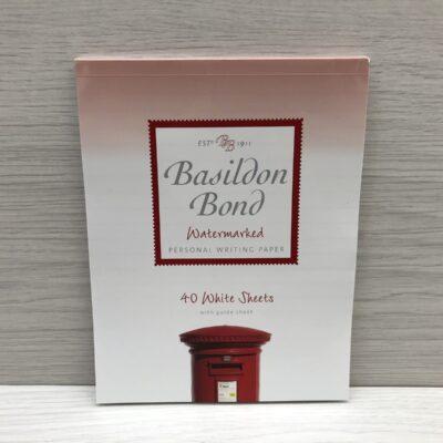 Basildon Bond: Watermarked Writing Paper