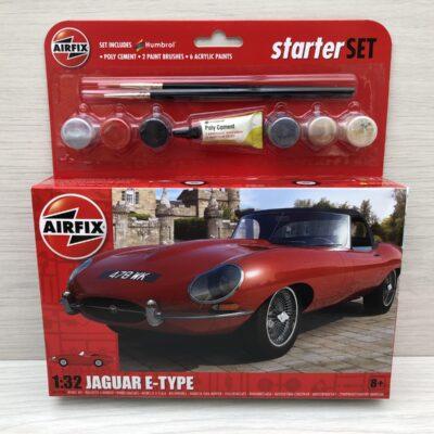 Airfix: Jaguar E-Type