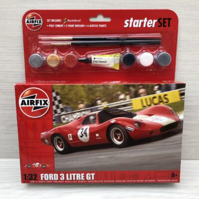 Airfix: Ford 3 Litre GT
