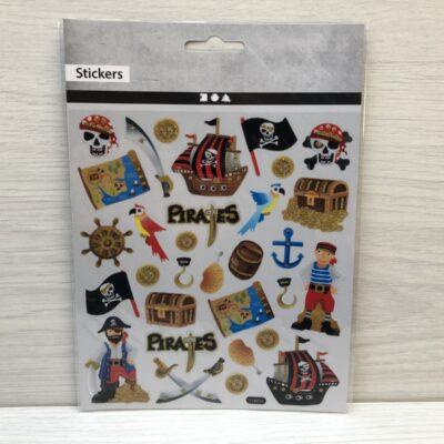 Stickers: Pirates
