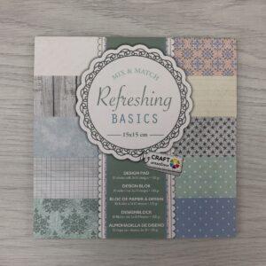 Paper Stack: Refreshing Basics