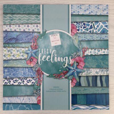 Paper Stack Large: Fresh Feelings
