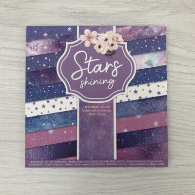 Paper Stack: Stars Shining