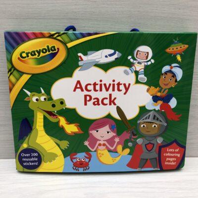 Crayola Activity Pack