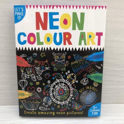 Neon Colour Art Kit