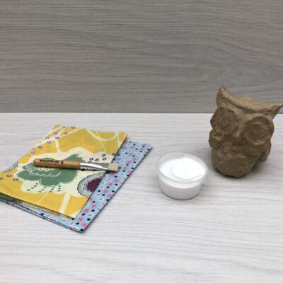 Decopatch Kit: Owl