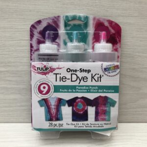 One-Step Tie-Dye Kit: Paradise Punch (3 Bottle Pack)