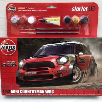 Airfix: Mini Countryman WRC