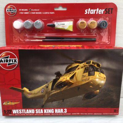 Airfix: Westland Sea King Har.3