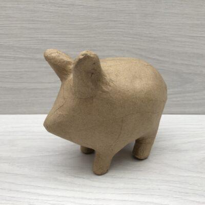 Papier-Mâché Pig (M)