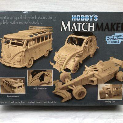 Match Craft: Vehicles