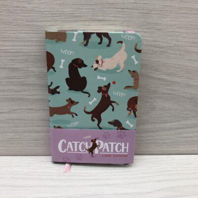 Mini Notepad: Catch Patch