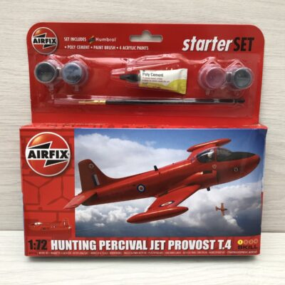 Airfix: Hunting Percival Jet Provost T.4
