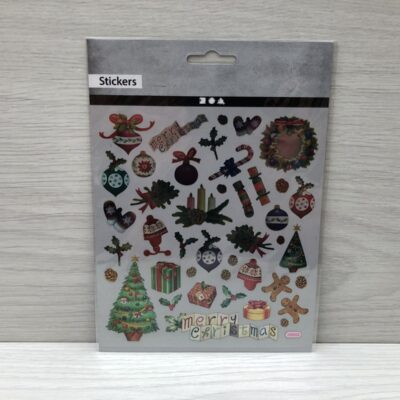 Stickers: Antique Christmas