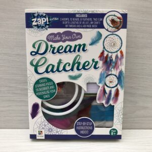 Zap: Make Your Own Dreamcatchers Kit