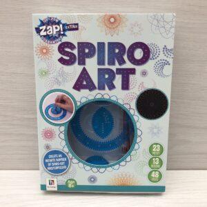Zap: Spiro Art Kit