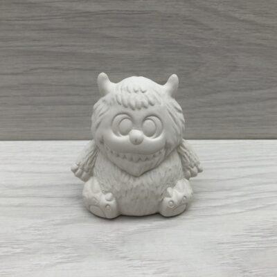 Ceramic Monster Model