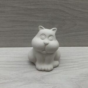 Ceramic Cat Model