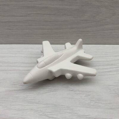 Ceramic Fighter Jet Model