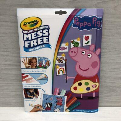 Crayola Colour Wonder: Peppa Pig