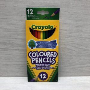 Crayola Colouring Pencils (12)