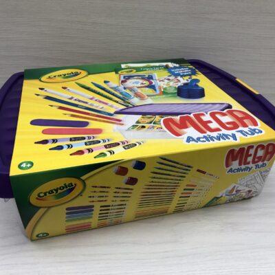 Crayola Mega Activity Tub