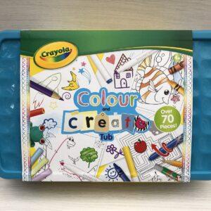 Crayola Colour and Create Tub