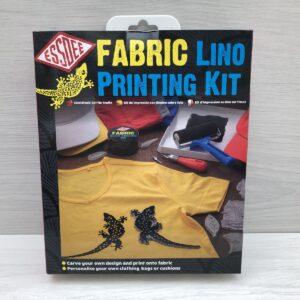 Essdee: Fabric Lino Printing Kit