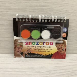 Snazaroo: Halloween Step-By-Step Face Painting Guide