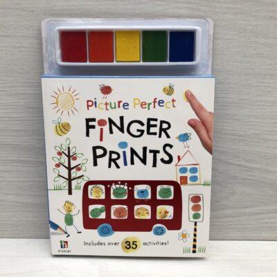 Picture Perfect Finger Prints Kit