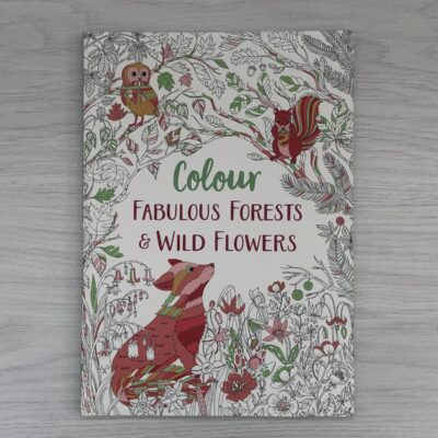 Colour Fabulous Forest and Wild Flowers
