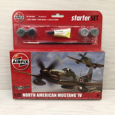 Airfix: North American Mustang IV