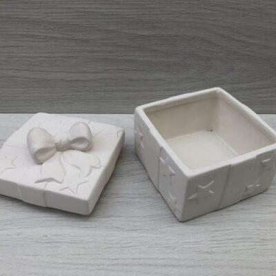 Ceramic Present Box